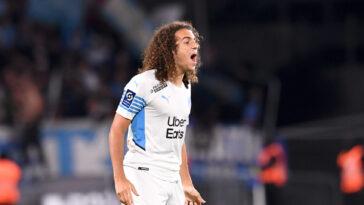 Le comportement de Mattéo Guendouzi ne plairait pas à tous les joueurs de l'Olympique de Marseille. Icon Sport