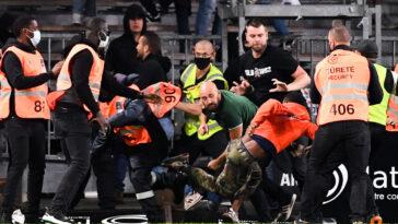 Jean-Michel Blanquer veut des sanctions fermes contre les supporters. Icon Sport
