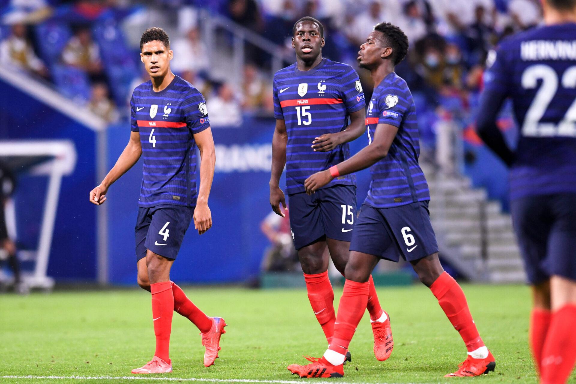 Accrochée deux fois en septembre, l'équipe de France est désormais 4ème au classement FIFA (iconsport)