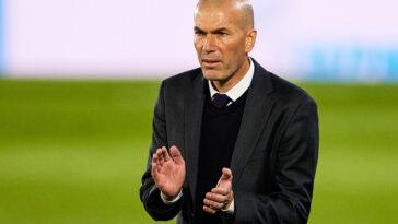 Zidane au PSG, une rumeur venue d'Espagne (IconSport)