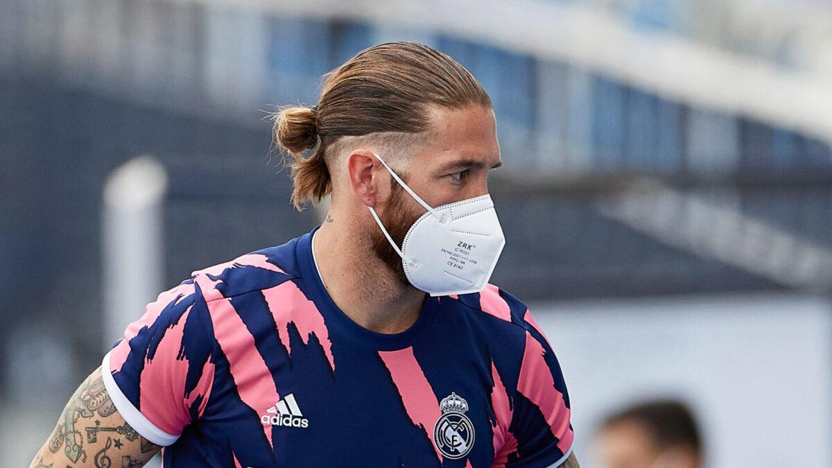 Sergio Ramos serait de nouveau blessé au mollet (IconSport)