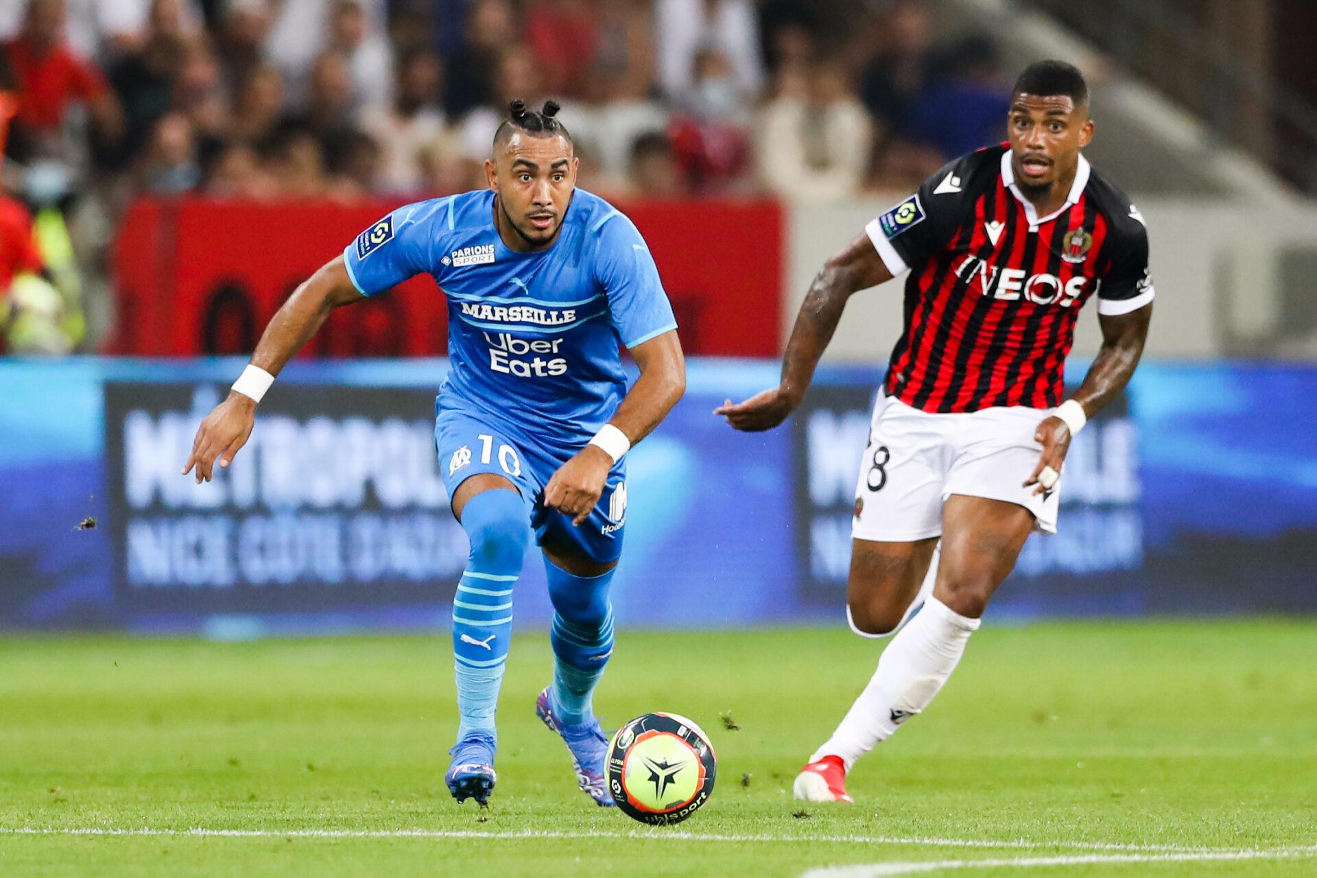 Nice et Marseille enchaîneront des matchs difficiles fin octobre (iconsport)