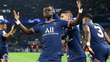 Idrissa Gueye brille sous le maillot parisien (iconsport)