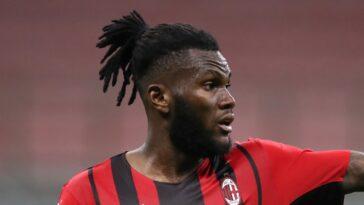 Paris viserait Franck Kessié, qui pourrait partir libre de Milan dans un an (iconsport)