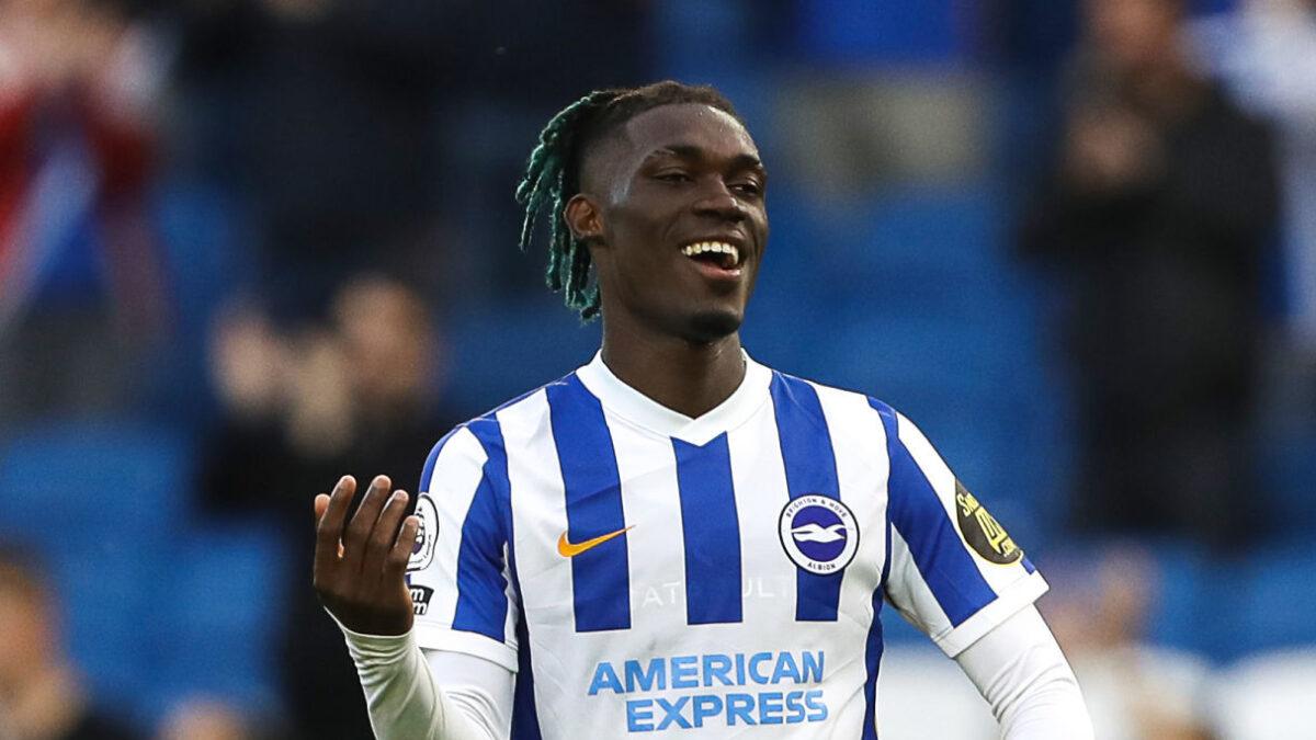 Yves Bissouma se considère comme étant le meilleur milieu de terrain de Premier League. Icon Sport