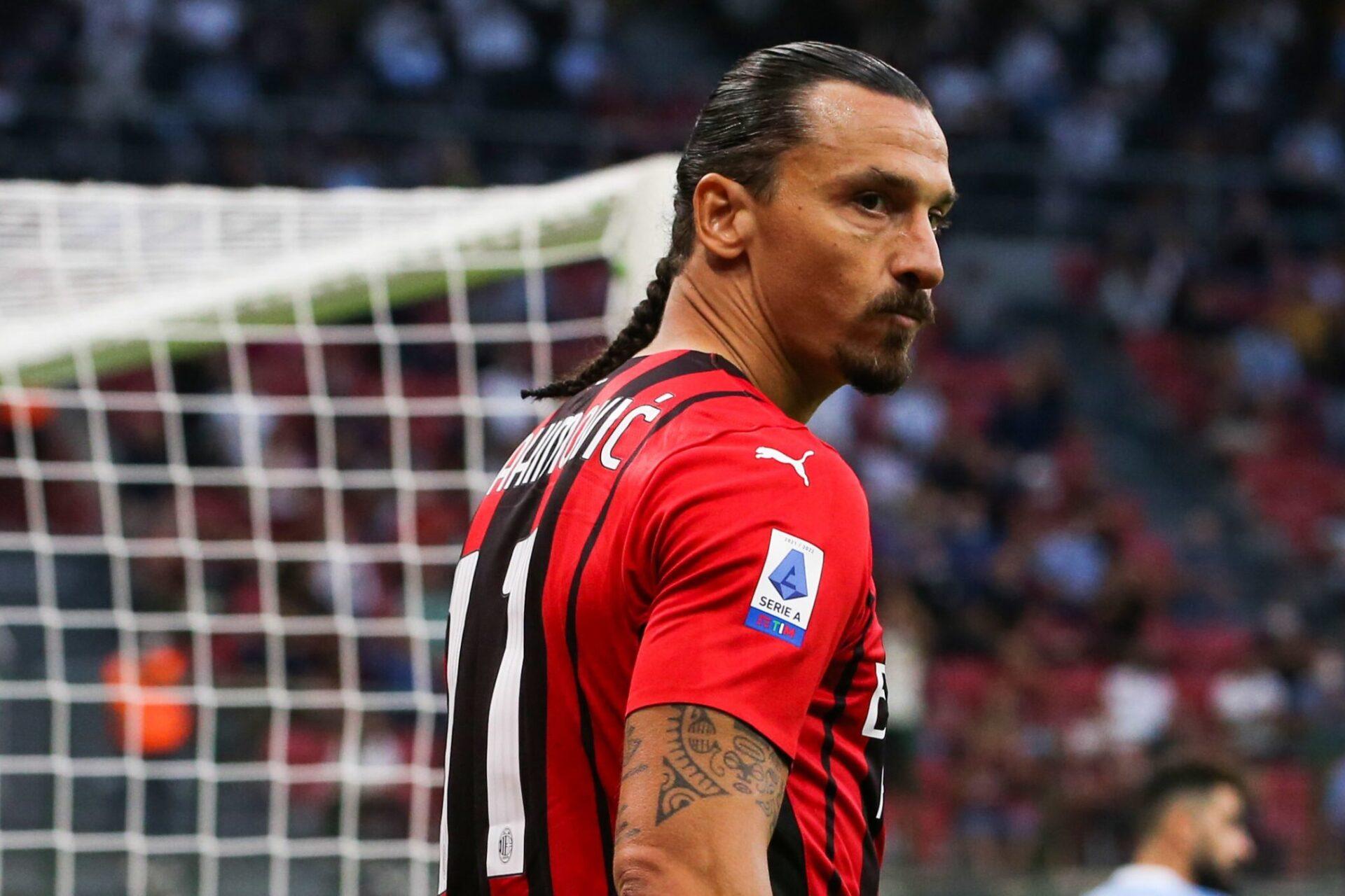 Après le match à Anfield, Zlatan sera également privé du deuxième choc de son équipe cette semaine (iconsport)