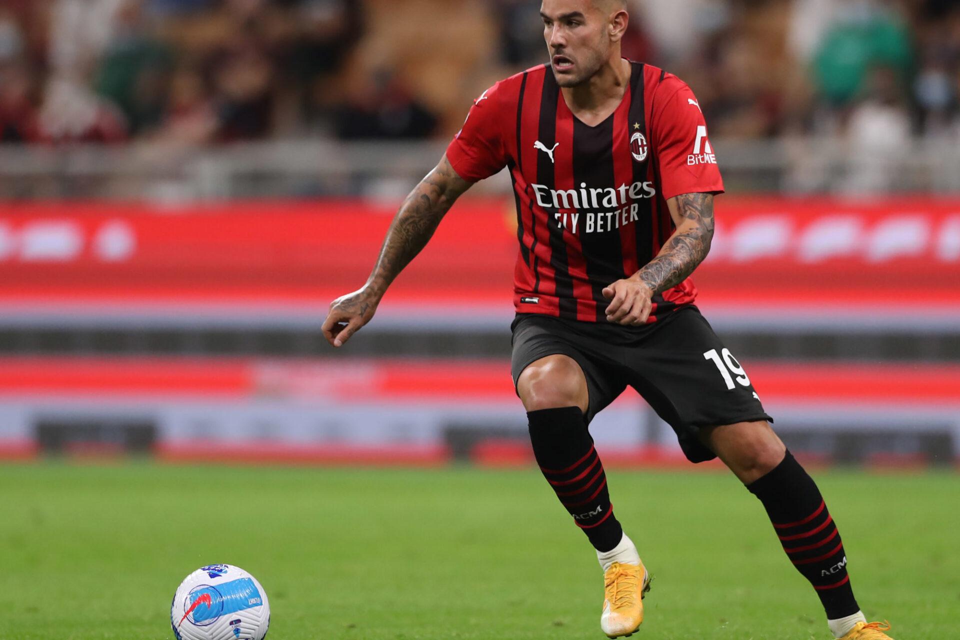 Theo Hernandez s'est imposé comme l'un des meilleurs latéraux gauches de Serie A à l'AC Milan. Icon Sport