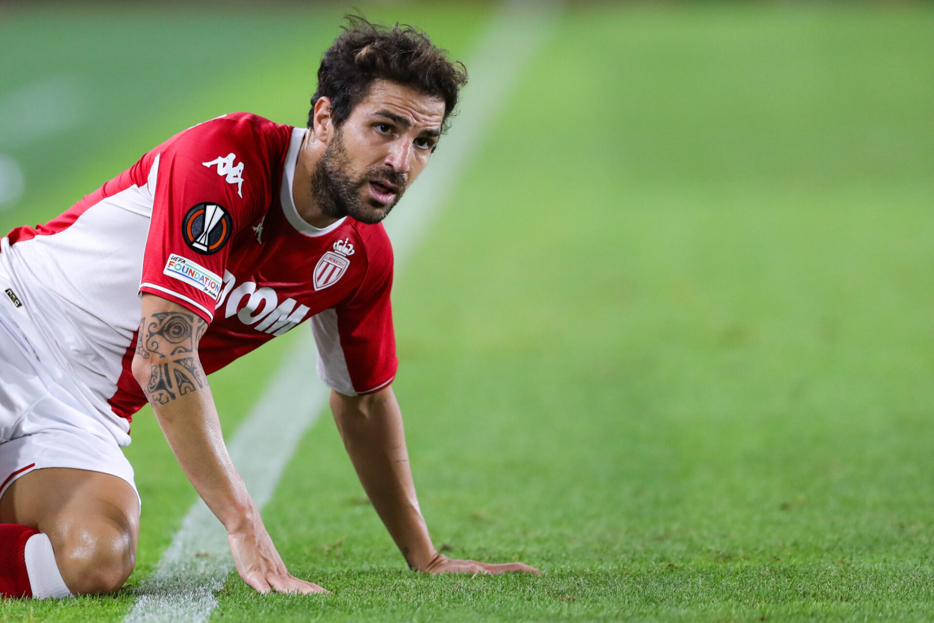 L'AS Monaco de Fabregas va tenter de se relever (iconsport)