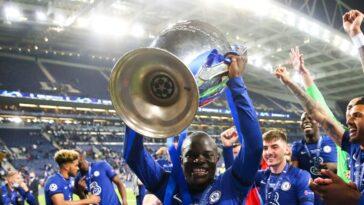Gullit voudrait voir Kanté remporter le Ballon d'Or (iconsport)