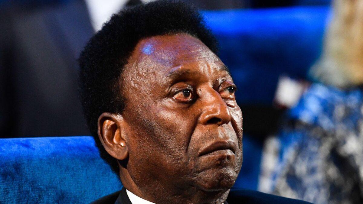 Pelé a donné de ses nouvelles après son opération @iconsport