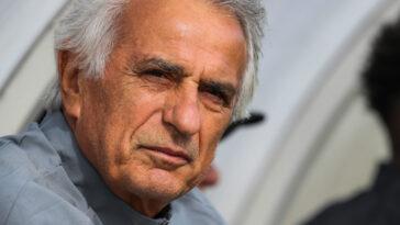 Vahid Halilhodzic, sélectionneur du Maroc (IconSport)