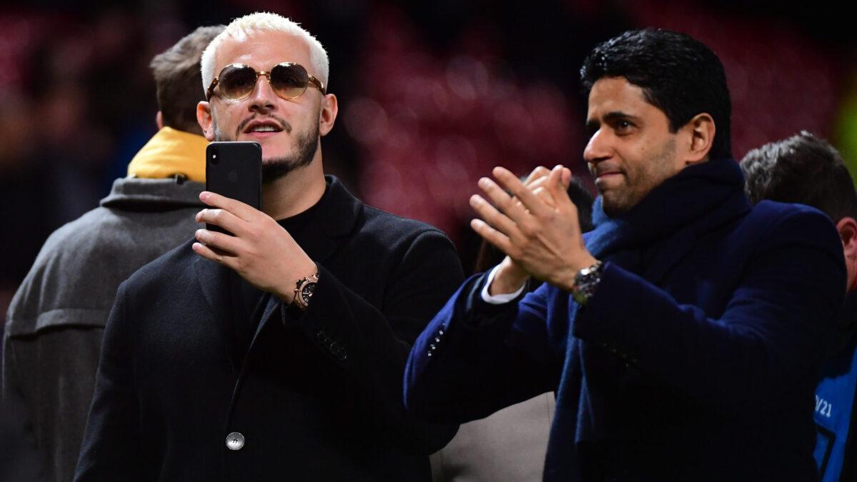 Le PSG a récemment changé la musique accompagnant l'entrée des joueurs au Parc des Princes, provoquant la colère de ses supporters (iconsport)