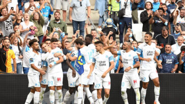 L'Olympique de Marseille suscite un engouement irrésistible... Icon Sport
