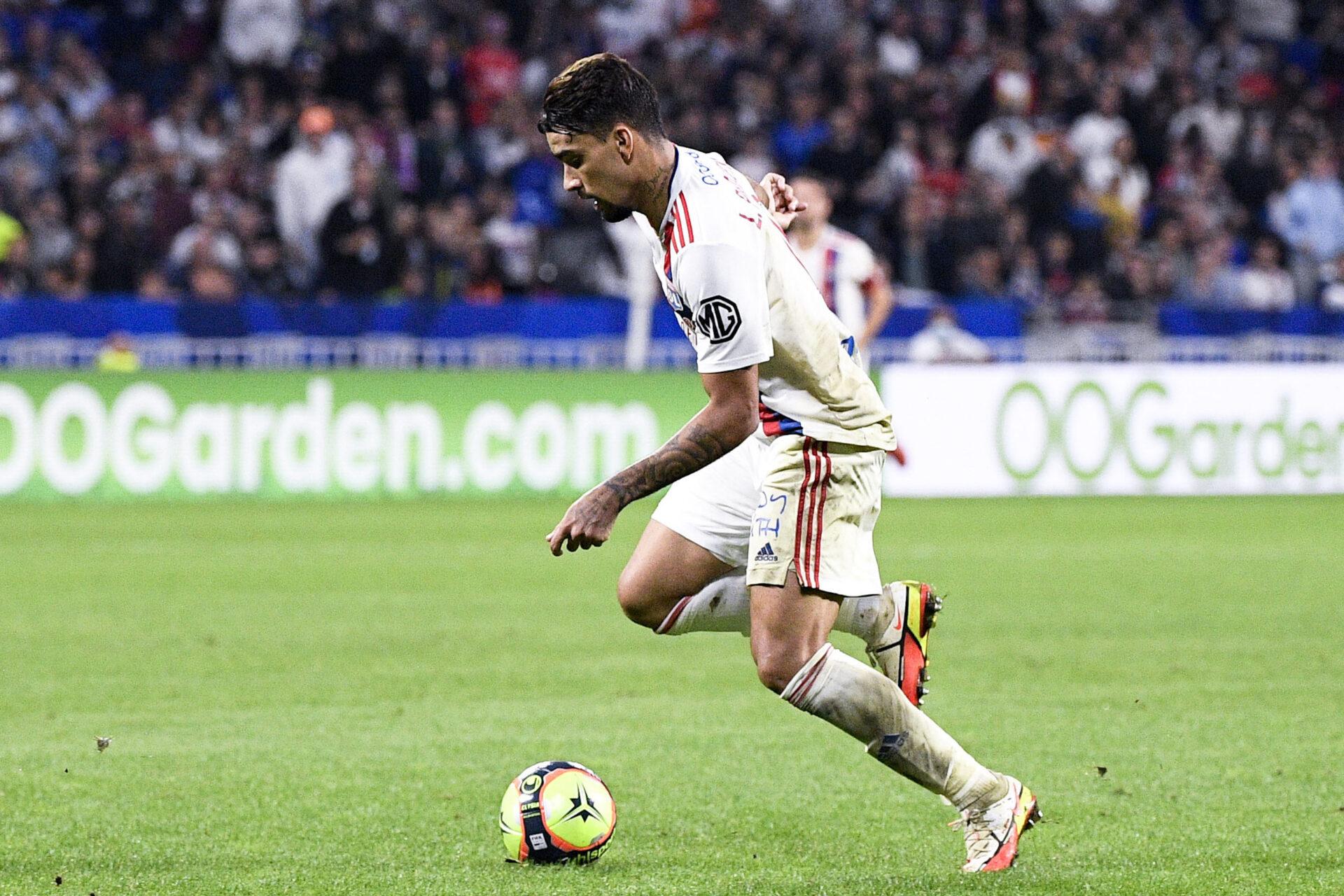 L'Olympique Lyonnais devra certainement faire sans Lucas Paqueta contre l'AS Monaco, le 16 octobre prochain. Icon Sport