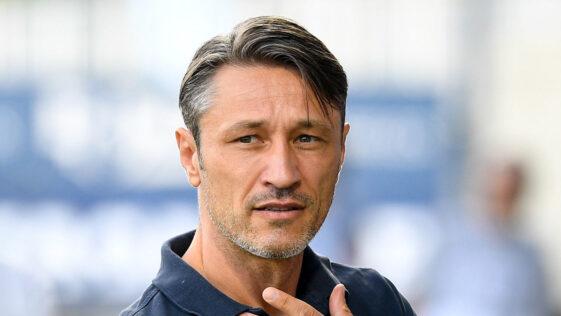 Niko Kovač, l'entraîneur de l'AS Monaco. Icon Sport