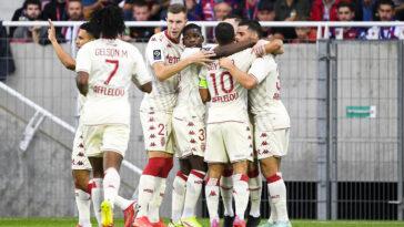 Bousculés, les Monégasques l'emportent sur la pelouse de Clermont, grâce à des buts de Ben Yedder, Volland et Diop. Icon Sport