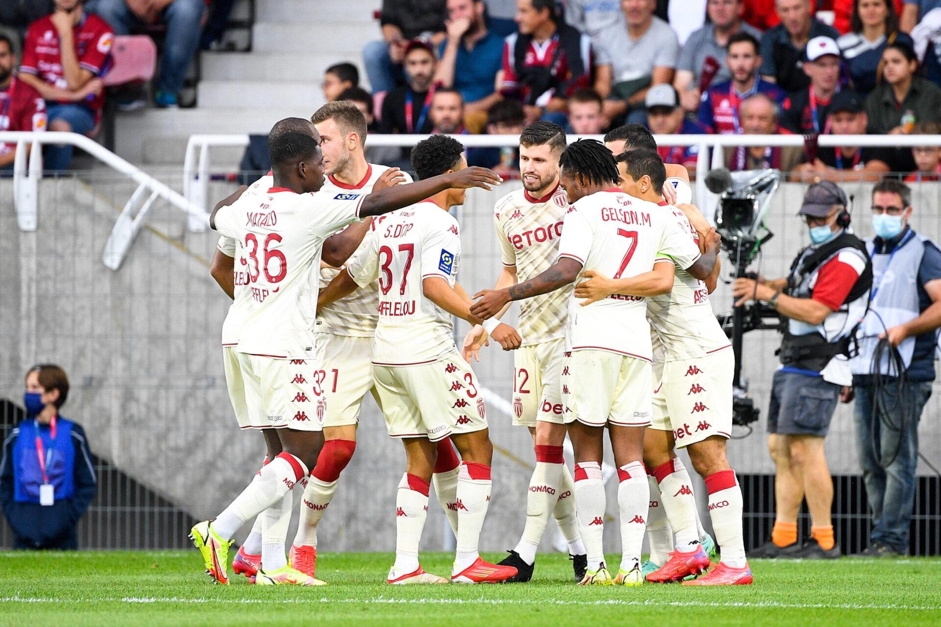 Monaco reste sur quatre matchs sans défaite toutes compétitions confondues (iconsport)