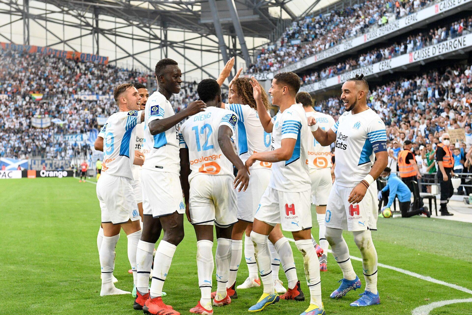 Si les hommes de Sampaoli poursuivent sur leur lancée d'ici-là, ils aborderont le match contre le PSG avec une grosse confiance (iconsport)