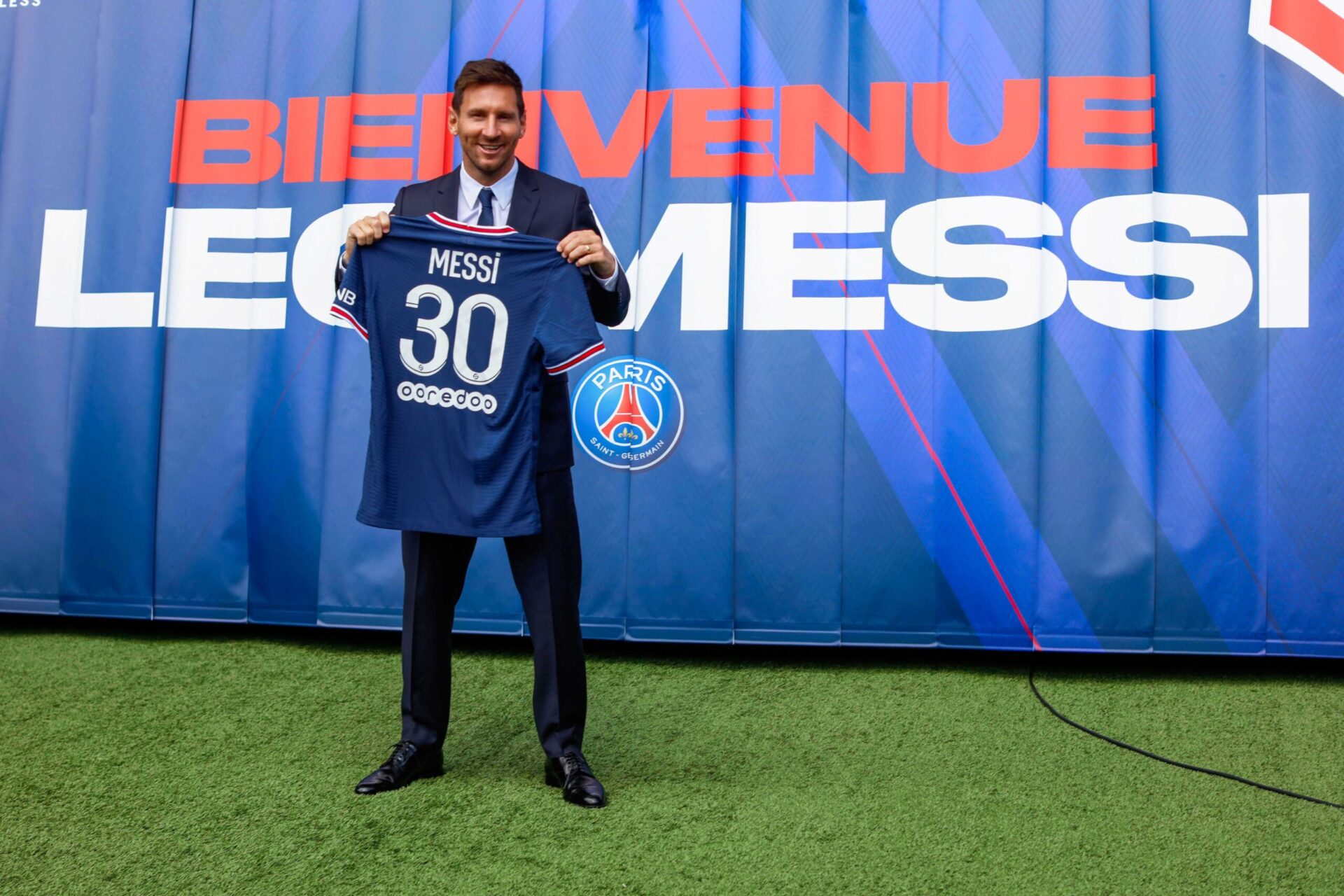 Léo Messi symbolise le mercato galactique du PSG cet été (iconsport)