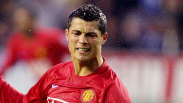 Cristiano Ronaldo, ici sous le maillot du Portugal, reprendra aujourd'hui, samedi 11 septembre, le chemin d'Old Trafford (IconSport)