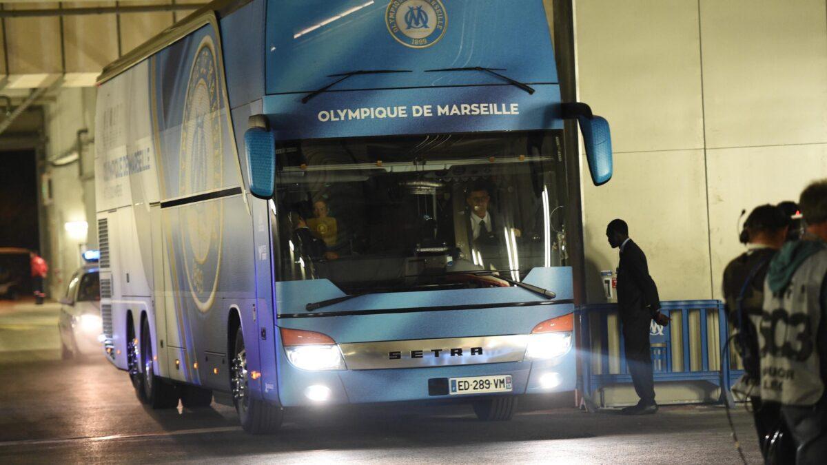 L'Olympique de Marseille est en deuil ce jeudi (iconsport)