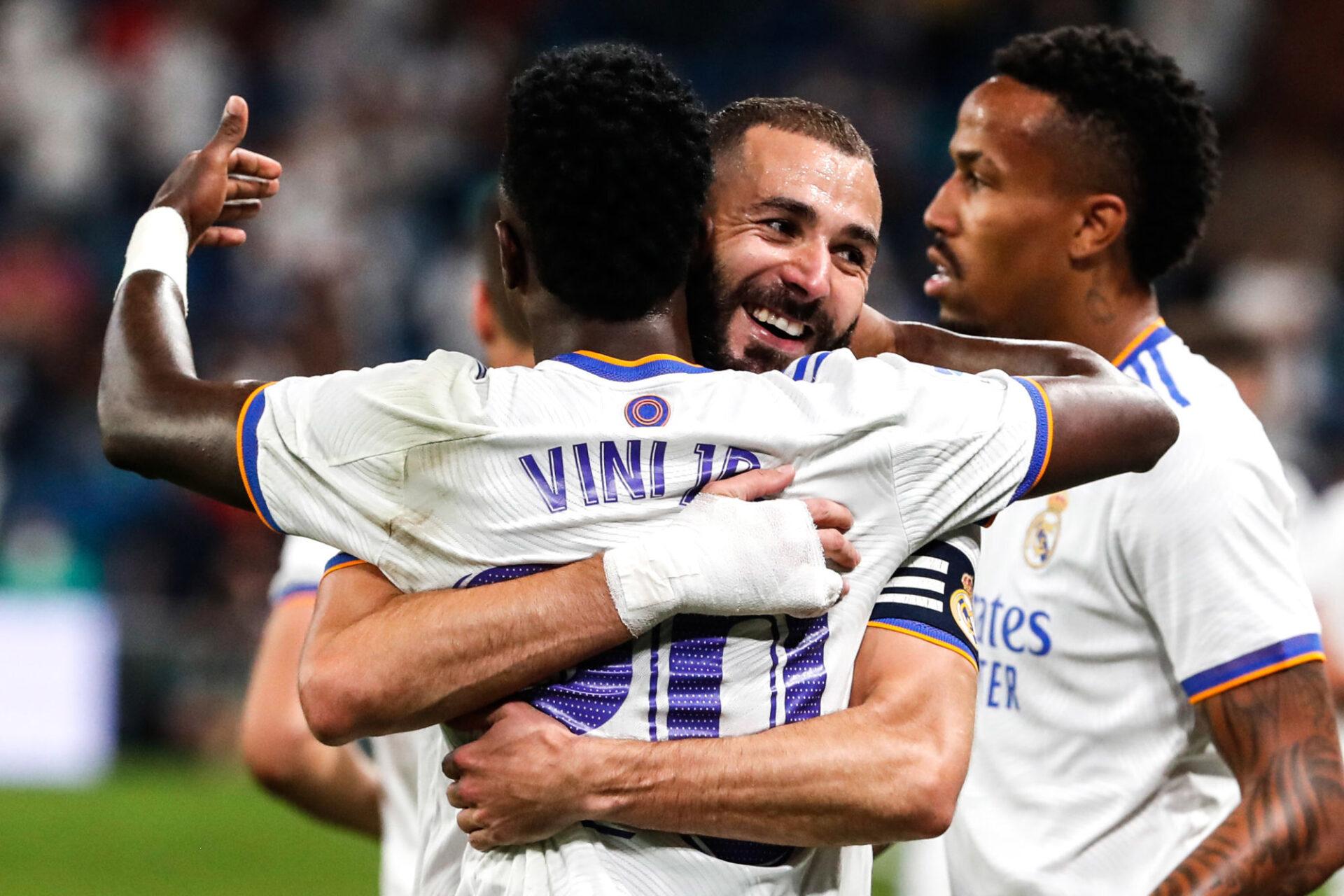 Le Real Madrid impressionne offensivement depuis le début de la saison. Icon SPort