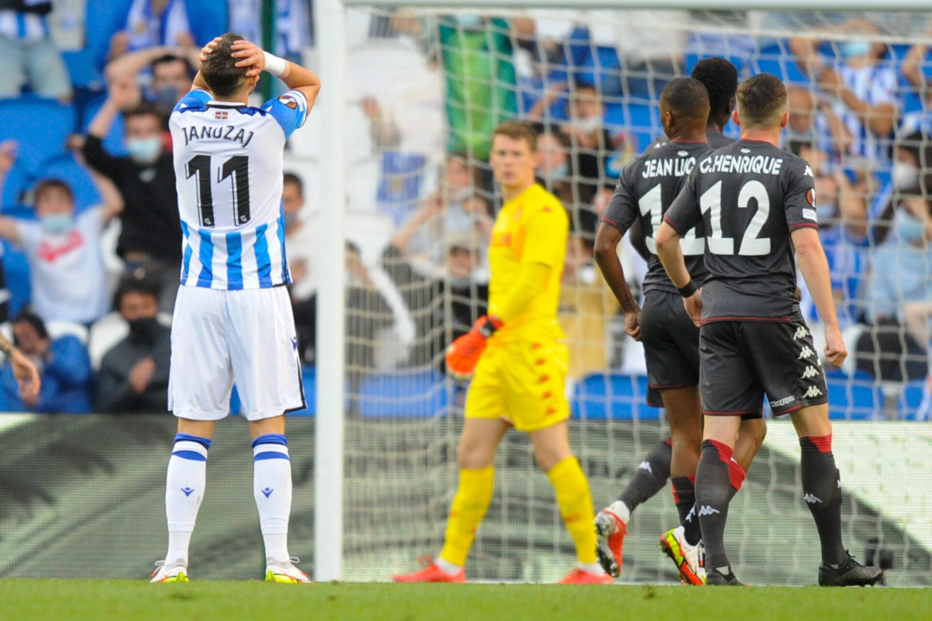 Adnan Januzaj a fait passer le premier frisson dans la défense de Monaco (iconsport)
