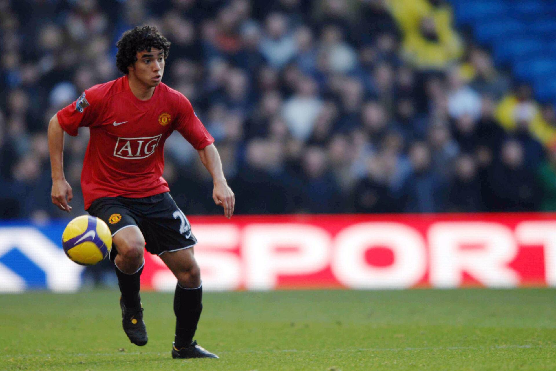 Rafael avait rejoint Manchester United en 2008 en provenance de Fluminense (Rio de Janeiro). Icon Sport