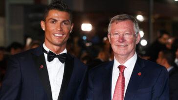 Sir Alex Ferguson n'est pas totalement étranger au retour de Cristiano Ronaldo à Manchester United. Icon Sport