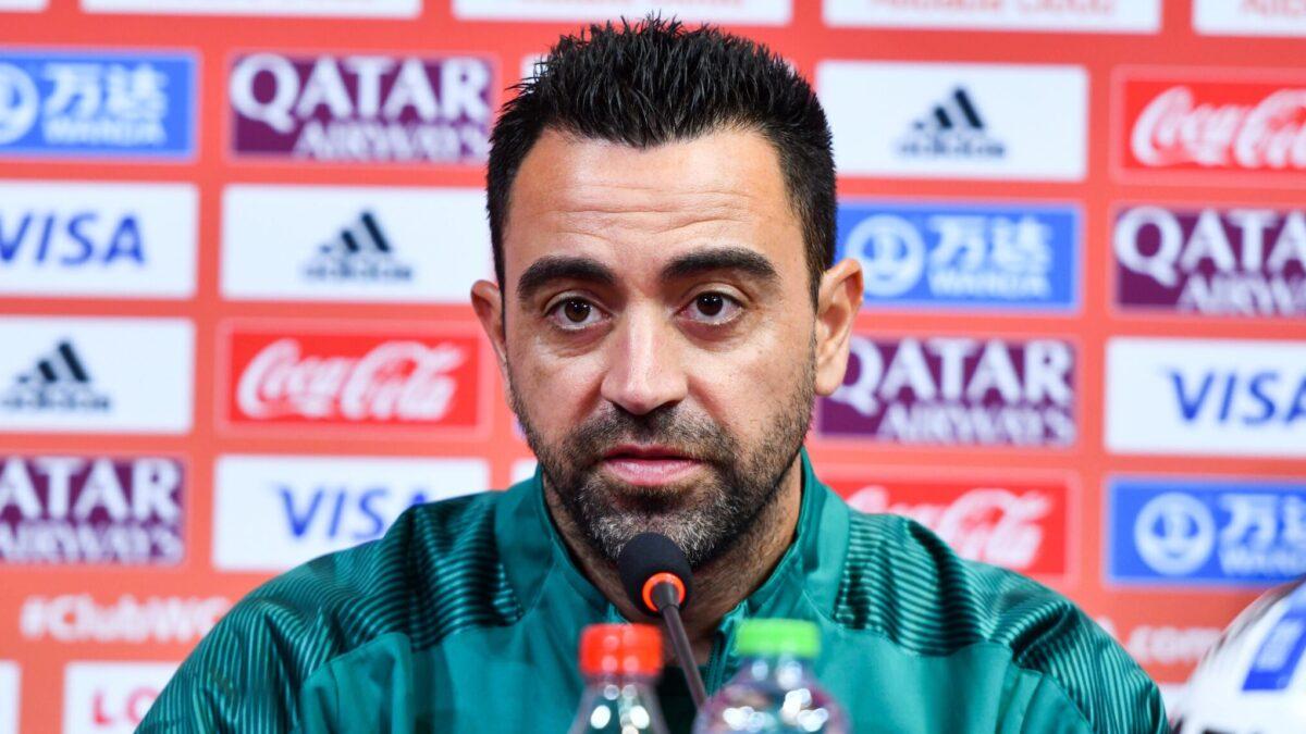 Xavi, entraîneur actuel d'Al-Saad (IconSport)
