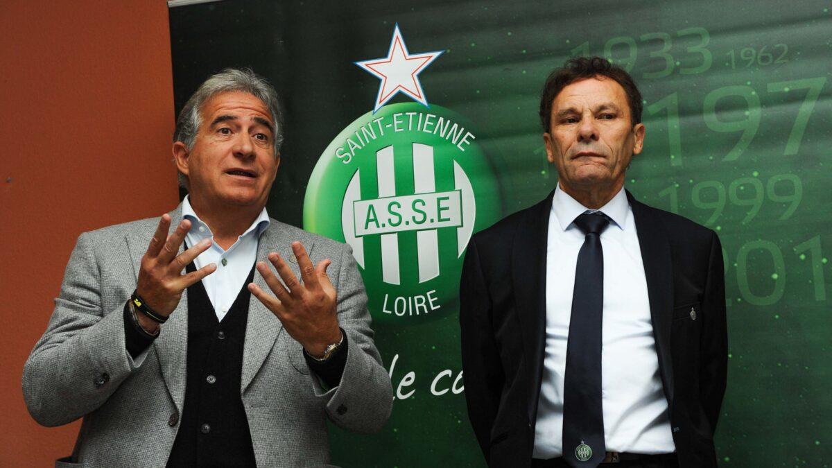 Alors qu'ils souhaitent vendre le club depuis plusieurs raisons, Bernard Caïazzo et Roland Romeyer disposent de plusieurs repreneurs potentiels (iconsport)