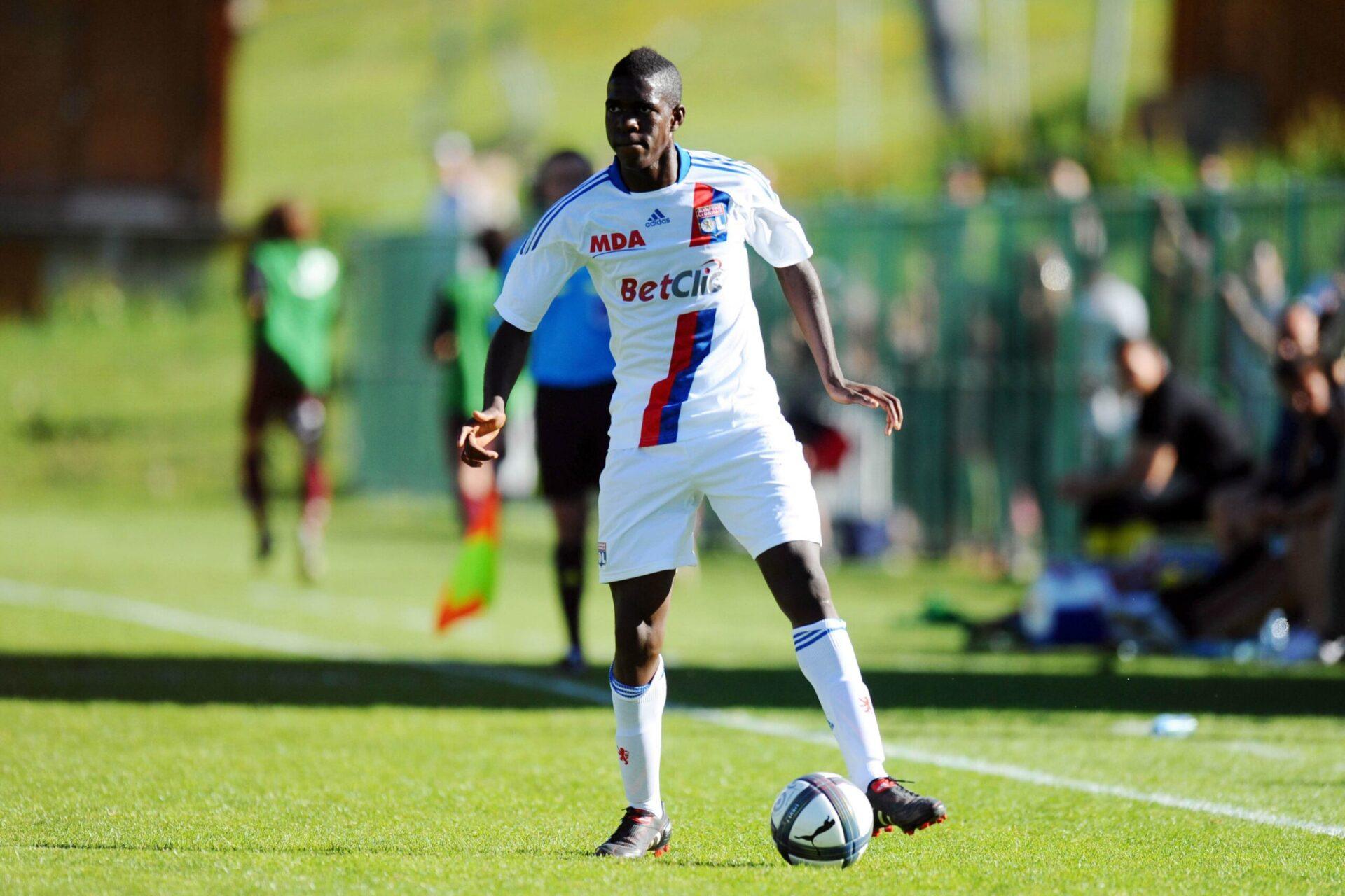 Samuel Umtiti joue avec les Lyonnais (Icon Sport)