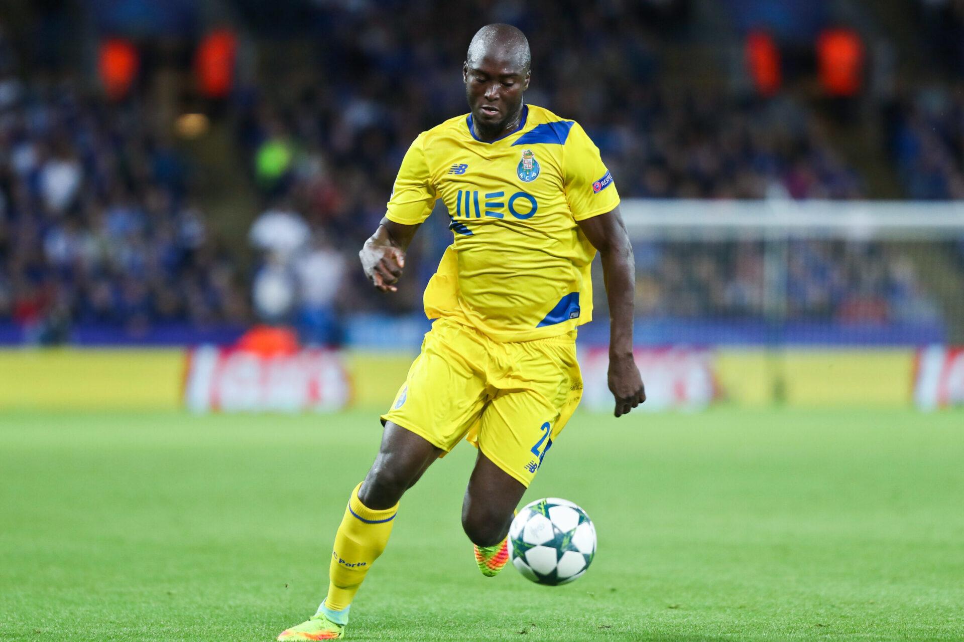 Danilo Pereiro portant le maillot du FC Porto (Icon Sport)