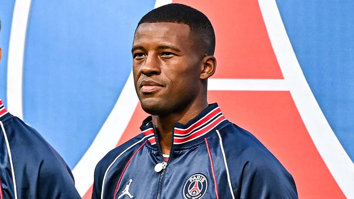 Dans L'Équipe, Georginio Wijnaldum reconnaît et assume le statut de favori du PSG en Ligue des champions (iconsport)
