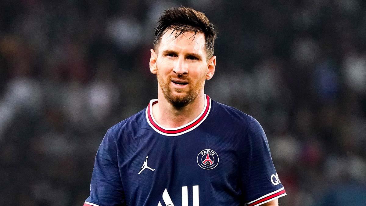 """Paris jouera à Metz sans Messi. Le PSG a annoncé le forfait de la """"Pulga"""" touchée au genou gauche (iconsport)"""