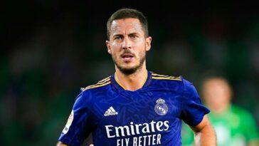 Eden Hazard veut prouver ses qualités au Real Madrid (IconSport)