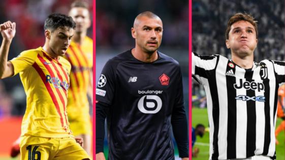 Tous les résultats de cette soirée Ligue des Champions (iconsport)