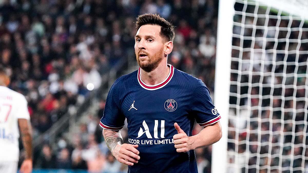 D'après les dernières informations, Lionel Messi sera bien dans le groupe parisien contre Manchester City. L'Argentin pourrait même débuter la rencontre (iconsport)