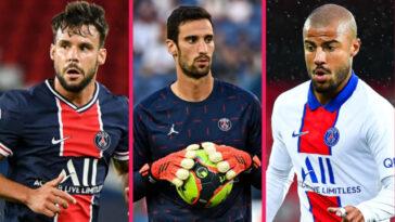 Bernat, Rico et Rafinha sont tous les trois hors de la liste du PSG pour la Ligue des champions (iconsport)
