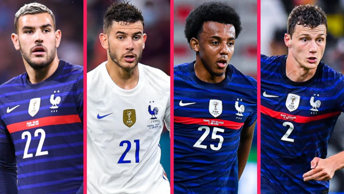 La défense sera le secteur de jeu le plus scruté lors de la prochaine annonce de la liste de Didier Deschamps (iconsport)
