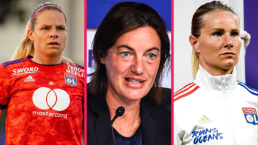 Corinne Diacre a décidé de se passer d'Eugénie Le Sommer et Amandine Henry pour les prochains matchs des Bleues. Icon Sport