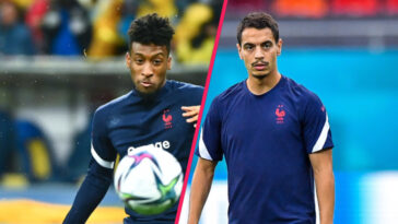 Wissam Ben Yedder rejoint l'équipe de France alors que Kingsley Coman est incertain (iconsport)