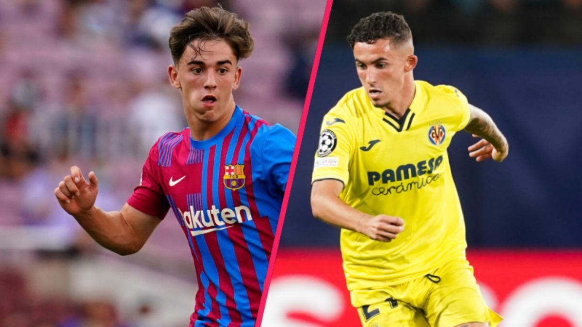 Le jeune Gavi pourrait devenir le plus jeune joueur de l'histoire à évoluer avec l'Espagne. Yeremy va aussi découvrir la sélection (iconsport)