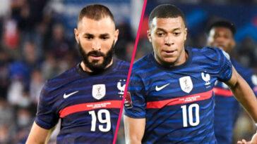 Pour Karim Benzema c'est sûr, Kylian Mbappé jouera au Real Madrid à l'avenir (iconsport)