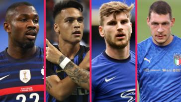 Le Borussia Dortmund cible quatre joueurs pour prendre la succession d'Erling Haaland. Icon Sport