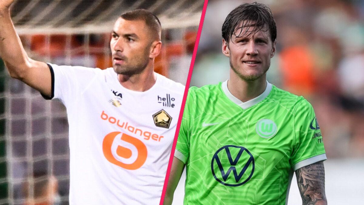 Burak Yilmaz et Wout Weghorst ont rendez-vous ce mardi 14 septembre en Ligue des champions (iconsport)