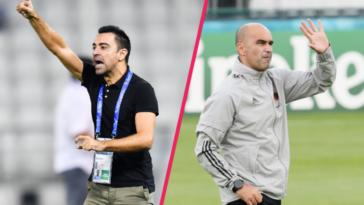 Xavi et Roberto Martinez seraient les deux principales cibles du Barça pour remplacer Koeman (iconsport)