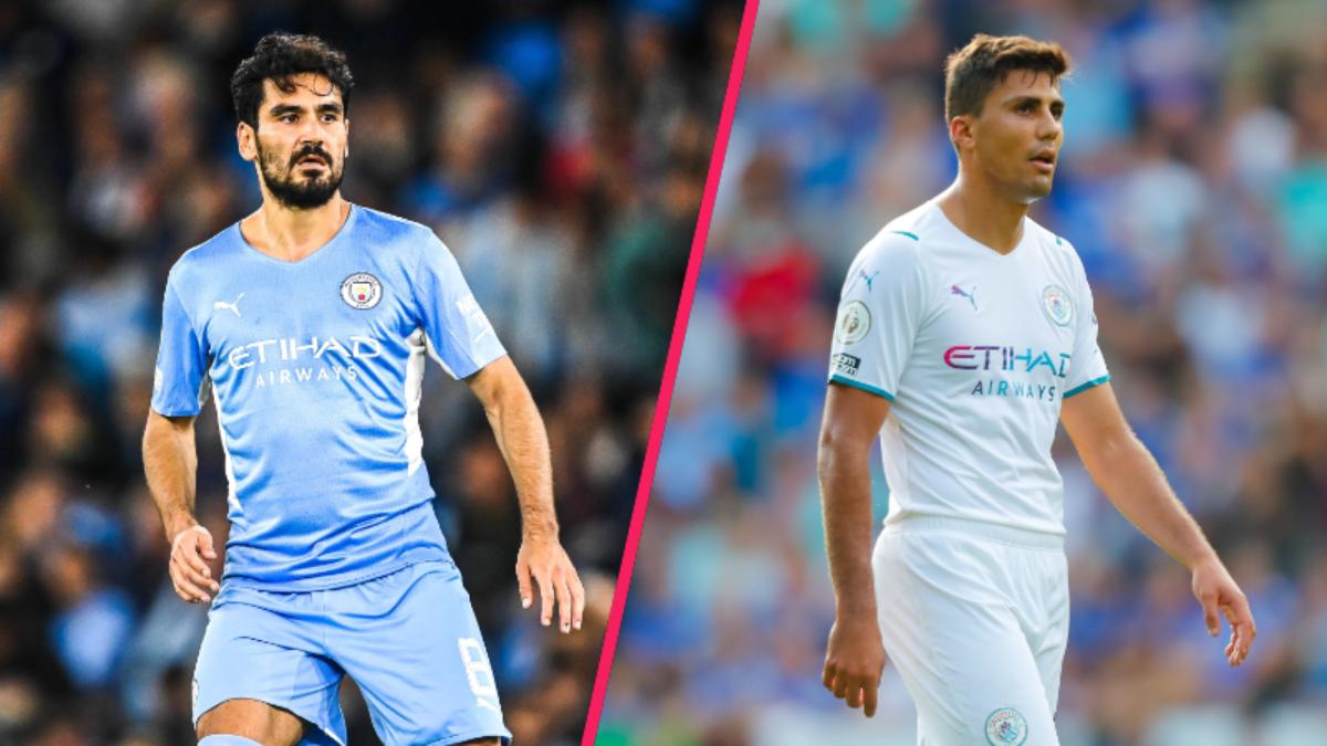 Gündogan et Rodri sont incertains pour les prochains matchs de City (iconsport)