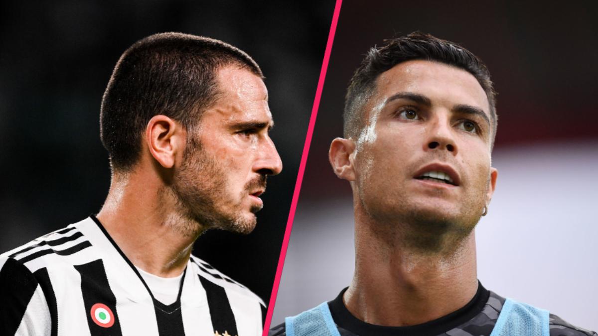 Leonardo Bonucci a abordé l'influence parfois négative et contre son gré de Cristiano Ronaldo à la Juventus. Icon Sport