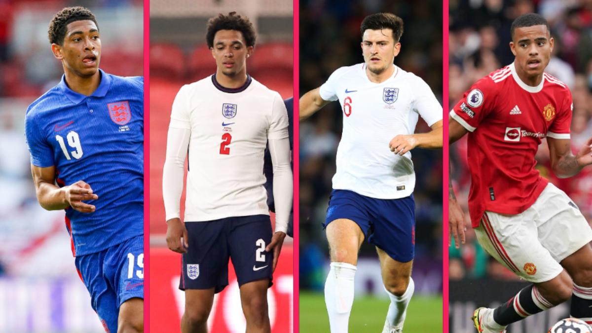 Bellingham, Alexander-Arnold, Maguire et Greenwood manquent à l'appel dans la dernière liste du sélectionneur de l'Angleterre. Icon Sport